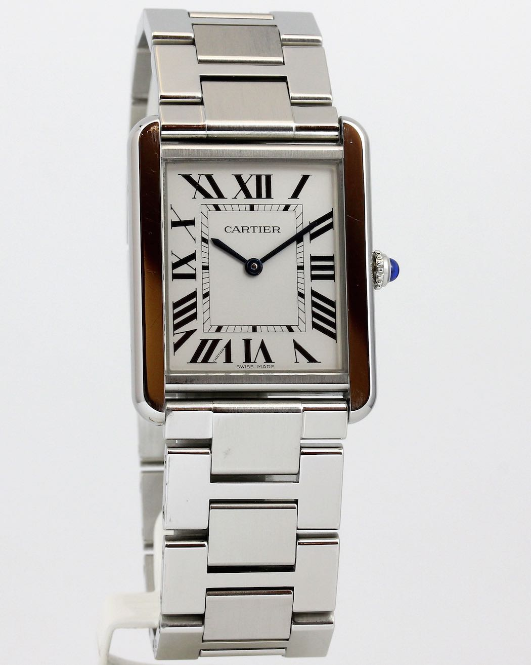 5cb727424b1 Cartier Tank Solo GM W520014 Papers –  VENDU
