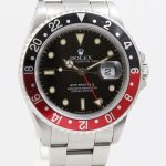 Rolex GMT Master II 16710 Coke Red/Black Bezel – *VENDU*
