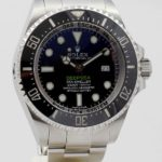 Rolex Sea-Dweller Deepsea Deep Blue – *VENDU*